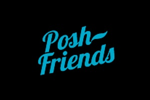 Poshfriends logo